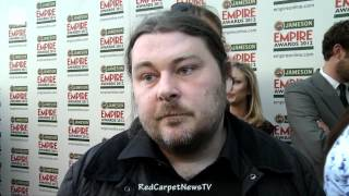 Ben Wheatley Interview - Kill List & New Comedy - Empire Awards 2012