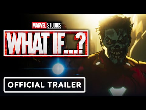 Marvel Studios' What If...? - Official Trailer (2021)
