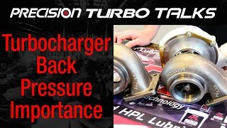 Turbocharger Back Pressure Importance