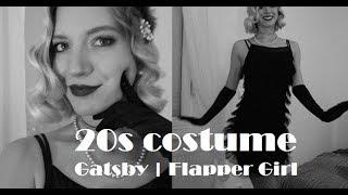 20s Costume | Gatsby, Flapper Girl