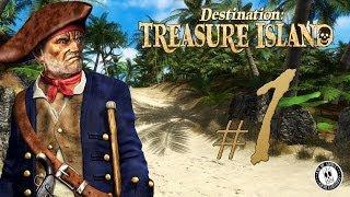 Прохождение игры тайна острова сокровищ 1