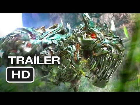 Transformers: Age of Extinction Official Trailer #1 (2014) Michael Bay Movie HD