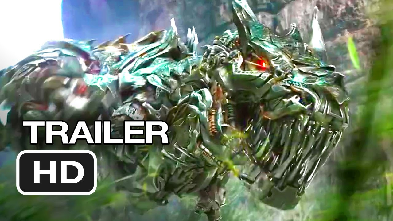 transformers age of extinction official trailer 1 2014