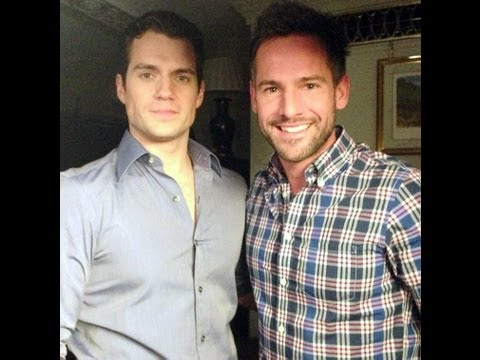 Top Billing interviews Henry Cavill about being Superman