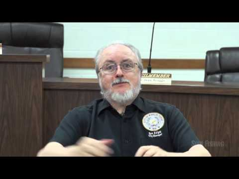 Marlin City Manager Mr. Ken Knight Talks About His Resignation