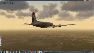 First Impression PMDG DC6 in XP11