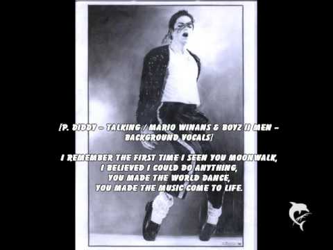 The Game  - Better On The Other Side + LYRICS (Michael Jackson Tribute)Diashow