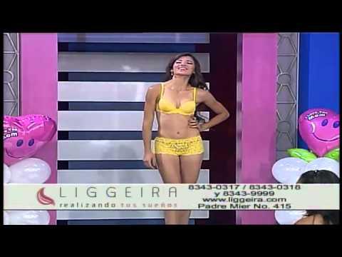Pasarela Liggeira ALV Janeth Mendoza y Karina Cavazos 7 Mayo