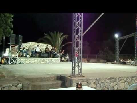 A Traditional Cretan Village Concert
