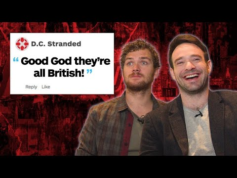 Daredevil & Iron Fist Respond to IGN Comments