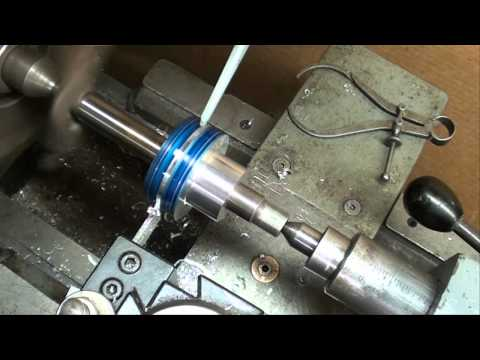 MACHINE SHOP TIPS #66 Lathe Project Pulley Part 2 of 3 tubalcain
