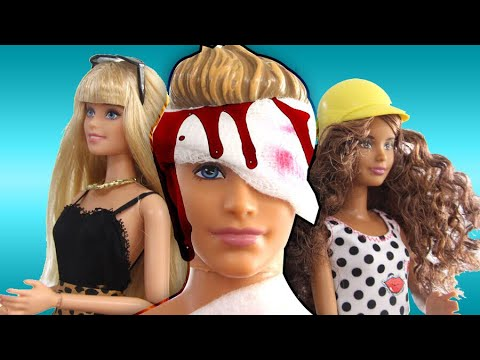 당신의 선택은? 켄바람나다 흥미진진한 마지막편!Barbie Convertible and motorcycle 꿀잼 인형극barbie인형♡모모TV