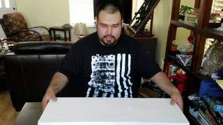 Unboxing Airsoft Megastore 2016 July 4th Mystery Box