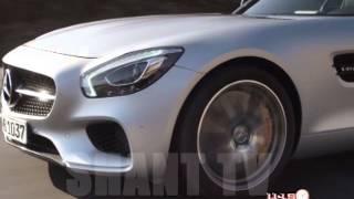 Autoshqert -  Jaguar, Mercedes AMG GT