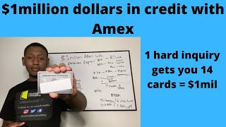Download lagu 1 million dollars in credit with amex (why amex is the best)