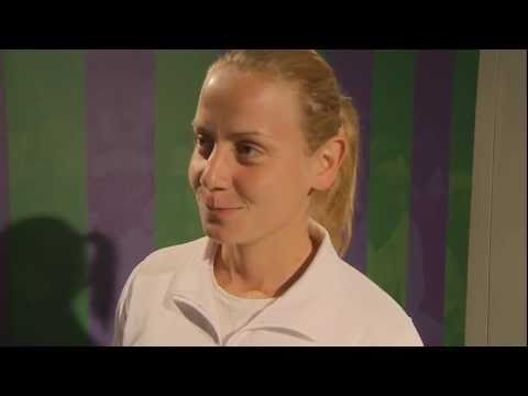 Jelena Dokic talks to tennis.com.au ahead of her first round meeting