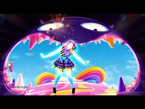 Just Dance 2014 - Starships By Nicki Minaj 5 Stars (no Audio) video