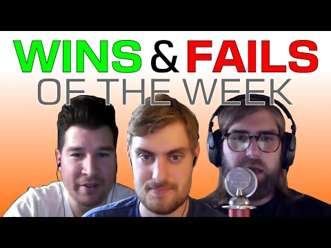 Wins and Fails of the Week: (8/8/14)