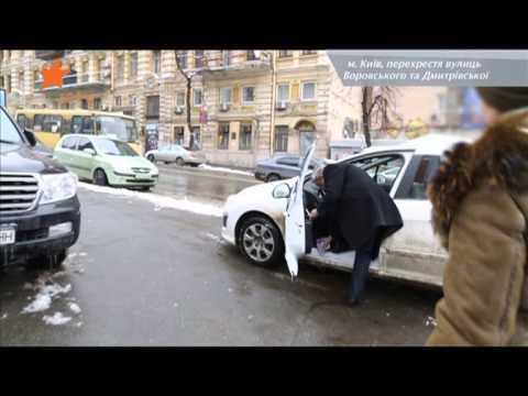 ПДД. Сложнейший перекресток в Киеве