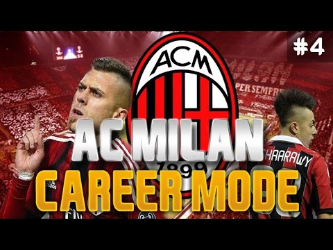 FIFA 15: AC Milan Career Mode #4 - F*CKED UP & SUPERSUB !