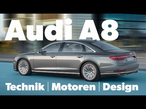 Der neue Audi A8 | Technik & Design