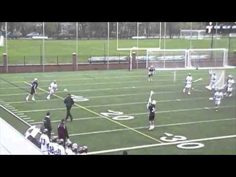 Derek Lee #30 Severn School Sophomore Lacrosse Highlights '16