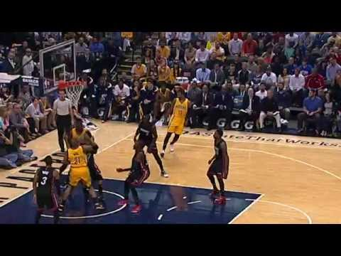 Paul George Returns to Action, Scores on First Shot!