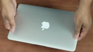 Unboxing: MacBook Air (11.6)