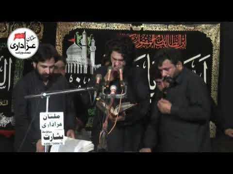 Zakir Ijaz Hussain Jhandvi I 6 Muharram 2018 I ImamBargah Shah Yousaf Gardez Multan