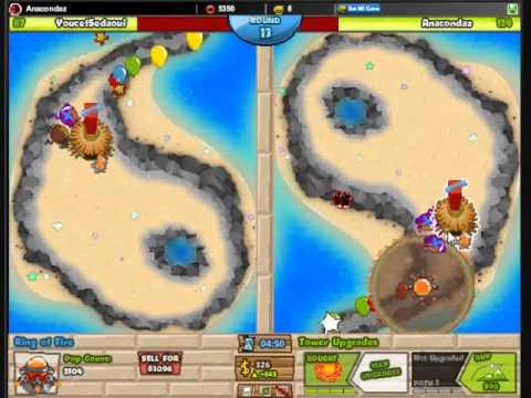 Bloons TD Battles #36: Greatest Ending Ever!