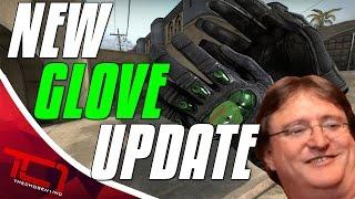 OMG GLOVES - NEW CS:GO GLOVE UPDATE