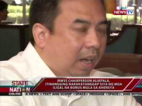 SONA: Benepisyo ng mga taga-MWSS, mababawasan sa buwan ng Setyembre