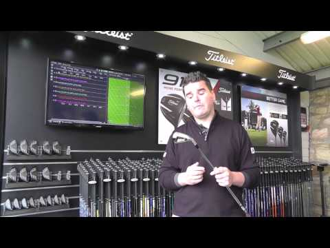 Titleist AP1 irons fitting review