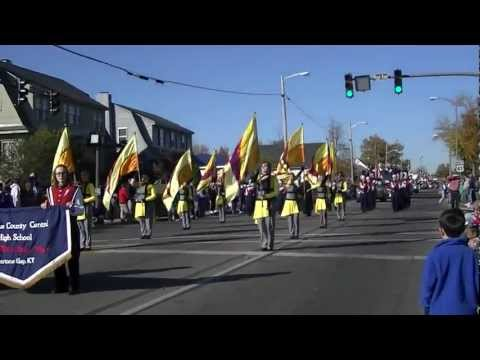 Hopkins County Central High School Marching Storm