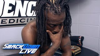 Kofi Kingston accepts Dolph Ziggler's Super ShowDown challenge: SmackDown Exclusive, May 21, 2019