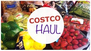 Get Fit With Kristen: Costco Haul (Gluten-Free)