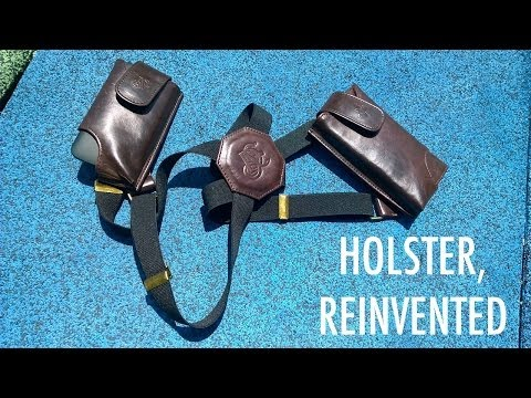 LD West Review: The Smartphone Holster. Reinvented