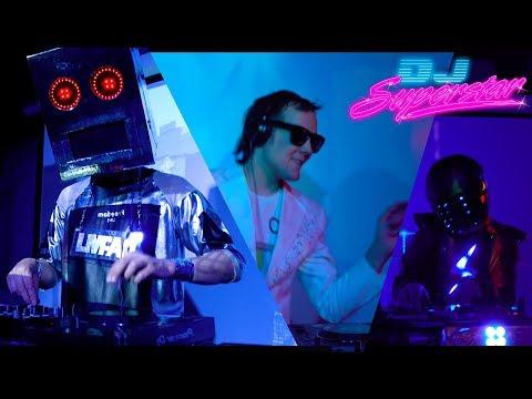 Диджей на праздик (Москва), диджей-шоу DJ SuperStar