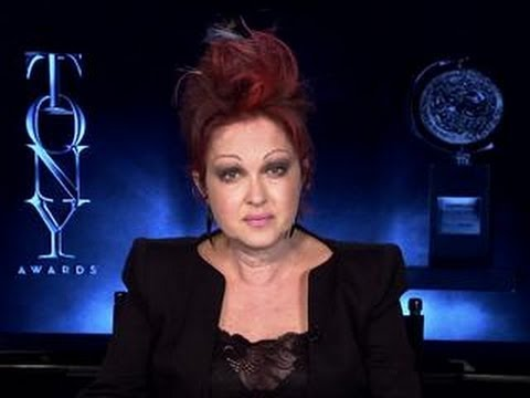 The Tony Awards - Cyndi Lauper