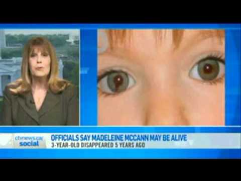 Madeleine McCann - Criminal Profiler Pat Brown on CTV News - April 25 2012
