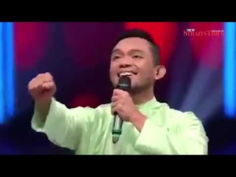 Bruneian singer Fakhrul Razi's 2016 Bollywood video goes viral, earning him praise around region