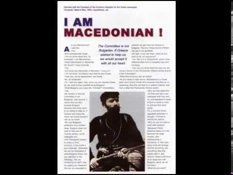 Macedonians of today are DIRECT descendants of the Ancient Macedonians http://www.historyofmacedonia.org/concisemacedonia/ancientgenes.html Ancient Quotes on the Macedonians as Distinct Nation...