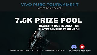 VIVO PUBG TOURNAMENT QUALIFIER 2 | MC GAMERS
