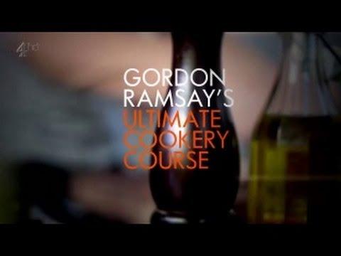 Курсы элементарной кулинарии Гордона Рамзи, 02. Не усложняем