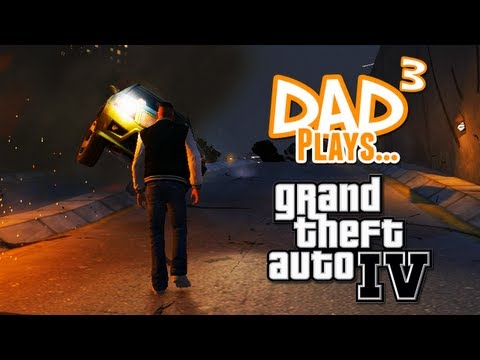Dad³ Plays... GTA IV - Carmageddon Mod