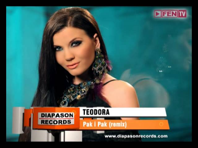 TEODORA  – Pak i pak (DJ version) / ТЕОДОРА – Пак и пак (DJ версия)