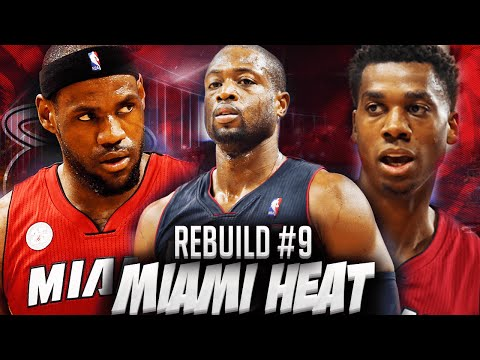 NBA2K16 MyLEAGUE: Revamping the Miami Heat! LeBron James Is In Free Agency!!!???