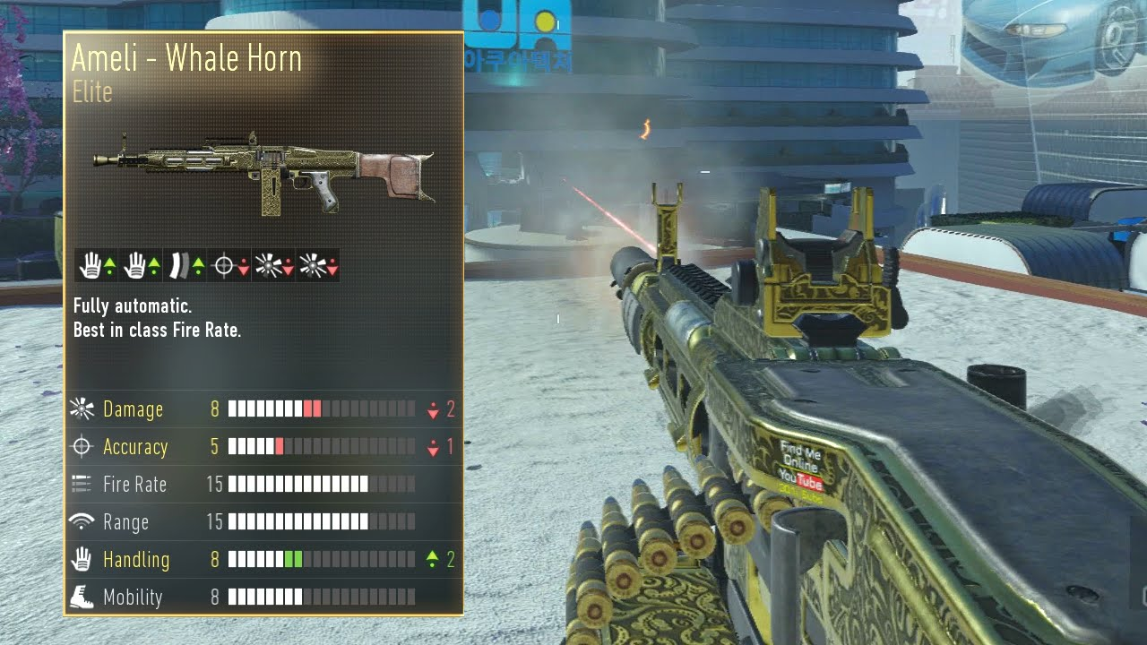 Top 5 call of duty advanced warfare elite weapons in my armory