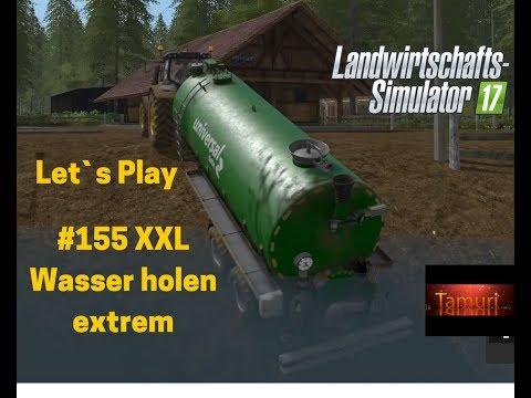 LS17 Winterberg Tiere und mehr Let`s Play #155 XXL Wasser holen extrem