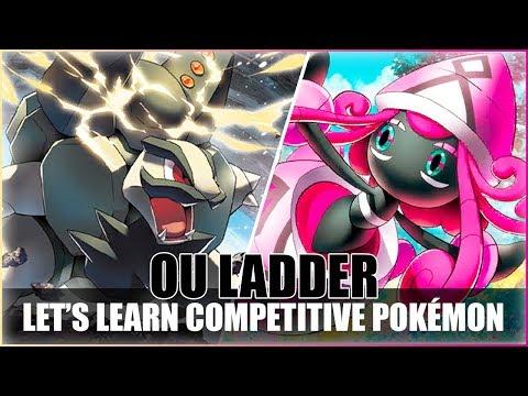 WINS WITH ALOLAN GOLEM IN OU w/ Kino - Let's Learn Competitive Pokémon; OU Showdown Live w/ Domin0